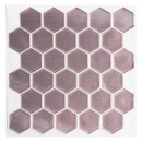 wholesale Wall Tattoos: caro sticker 12 hex pink x2, pink