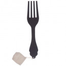 wholesale Microwave & Baking Oven: wall decoration fork 38, black