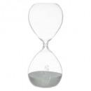 Bola de reloj de arena 30min h20cm, 3- veces surti