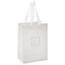 wholesale Gift Wrapping: candle bag 14 * 9x20cm white, white