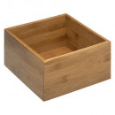 wholesale Office Furniture: bamboo organizer 18x18x9,5 cm