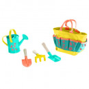 child gardening box, multicolored