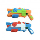 Großhandel Spielwaren: pao pistole x06 1jet / 42cm, 2- fach sortiert