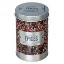caja de especias asperja alivio 4, multicolor