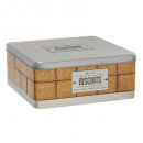 wholesale Household & Kitchen: relief biscuit box 4, multicolored