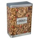 boite cereales relief 4, multicolore