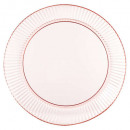 plate stria, 3- times assorted , assorted colors