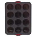maxi silitop vorm 12 muffins