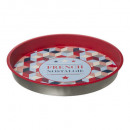 iron tray d33 french nostalg, 2- times assorted