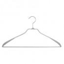 Metallhänger PVC-Jacke x2 gr, hellgrau