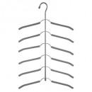 wholesale Shirts & Blouses: metal hanger eva 6 gf shirts, dark gray