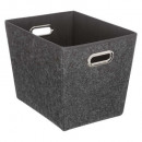 wholesale Barbecue & Accessories: felt bezel basket lgf, dark gray