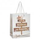 gift bag sign + wood g + pm
