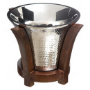 wholesale Kitchen Utensils: champagne bucket wood + metal