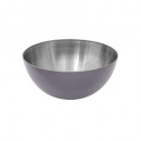 wholesale Houshold & Kitchen: salad bowl stainless steel gray 19cm