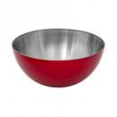 slakom roestvrij staal rood 24cm