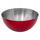 rode roestvrijstalen slakom 29cm