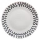 plate plate camelia 27cm