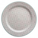 plate plate analisa mint 27cm