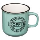 mug email coffee 42cl, 4-fois assorti