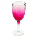 verre a pied estiva color 35cl, multicolore