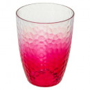 colored summer cup 38cl, multicolored