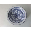 plate presentation sohan blue 33cm