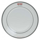 plate flat rate 27cm