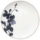 plato plato pensamiento azul oro 27cm