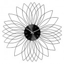 pendulum metal flower nr d50, black
