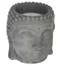 scented candle citr buddha 900g, gray