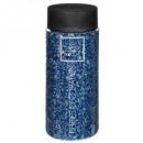 piedra deco azul 750g, azul medio