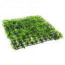 square grass artificial 25x25, green