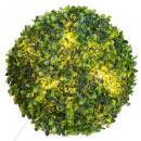 mayorista Jardin y Bricolage: bola de boj 20 led d28, verde