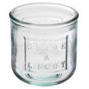 photophore verre recyc trans d9xh9, transparent