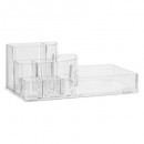 makeup organizer mm, transparent
