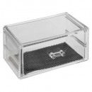wholesale Jewelry & Watches: jewelry box 1 drawer m, transparent