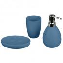 accesorios para baño x 3 sun marine, taupe
