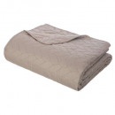 top bed braid240x260 + 2t li, beige