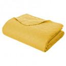 encima de la cama braid240x260 + 2t oc, amarillo