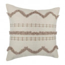 wholesale Cushions & Blankets:TU neck 40x40, beige