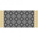 tapis vinyle ethniq box 50x109, 7-fois assorti, co