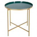 wholesale Home & Living: coffee table metal sanat green, green