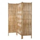 Bambus-Traumscheibe, mittelbeige