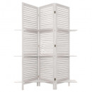 wholesale Crockery: screen 3 shelves white, white