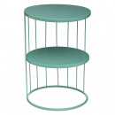 vegetal kobu side table, green