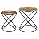 wholesale furniture: etnik x2 side table, copper