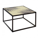 slow time coffee table, black