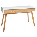 console 3 drawers white elva, white