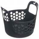 mayorista Jardin y Bricolage: abrazadera de cesta flex 3.55l gris, gris